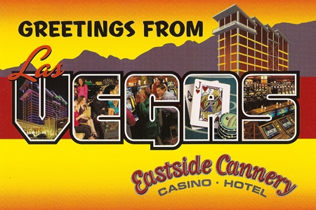 Eastside Cannery Postcard