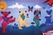 Kid's Rooms: Jerry Bears Mural