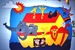 Schools: Noah's Ark Mural
