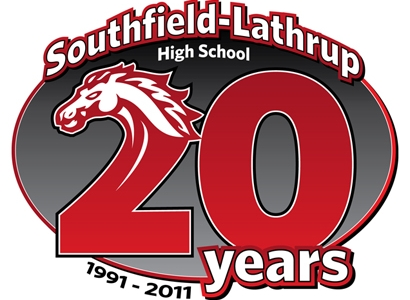 Logo: Southfield-Lathrup High School 20th Reunion
