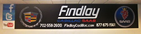 Findlay Cadillac Saab