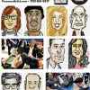 Digital Caricatures for Parties