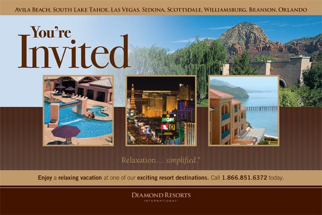 Postcard: Diamond Resorts International